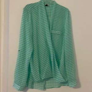 Kut From the Kloth blouse size large